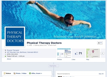 Physical Therapy Doctors Facebook