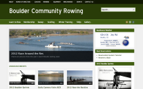 Boulder Community Rowing Website