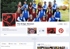 The Bridge-Between Show Choir Facebook Page