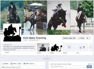 Vicki Baker Facebook